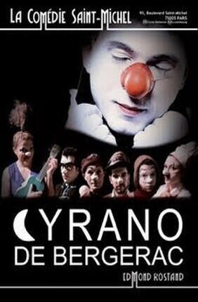 CYRANO DE BERGERAC, MIS EN SCENE PAR DAMIEN LUCE
