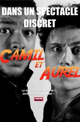 CAMIL ET AUREL DANS UN SPECTACLE DISCRET (Boui Boui)