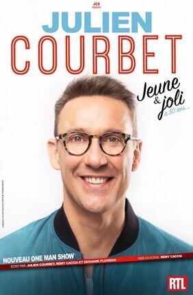 JULIEN COURBET DANS JEUNE ET JOLI... A 50 ANS (Theatre de la Clarte)