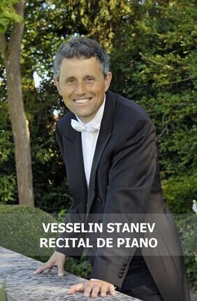 RECITAL DE PIANO DE VESSELIN STANEV (Palais de la Mutualité)