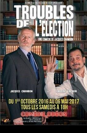TROUBLES DE L'ELECTION