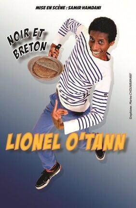 LIONEL O'TANN DANS NOIR ET BRETON (Le Lieu)
