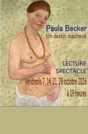 PAULA BECKER, UN DESTIN INACHEVE