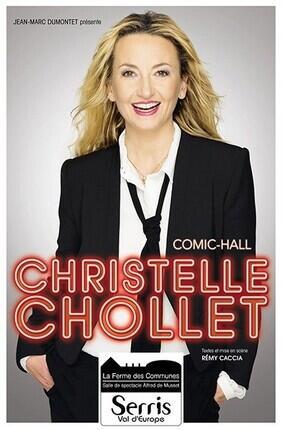 CHRISTELLE CHOLLET DANS COMIC HALL (Serris)