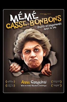 MEME CASSE-BONBONS - PETITS ARRANGEMENTS AVEC LA VIE (Conflans-Sainte-Honorine)