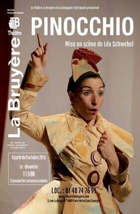 PINOCCHIO (Theatre la Bruyere)