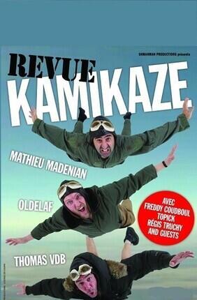 REVUE KAMIKAZE (Colombes)