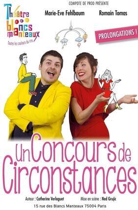 UN CONCOURS DE CIRCONSTANCES (Les Blancs Manteaux)