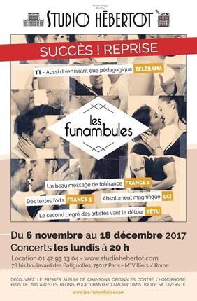 LES FUNAMBULES (Studio Hebertot)