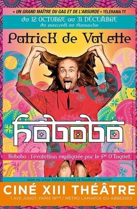 HOBOBO (Cine XII Theatre)