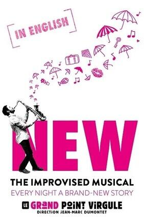 NEW - THE IMPROVISED MUSICAL (IN ENGLISH)