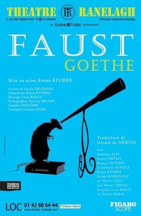 FAUST (Theatre le Ranelagh)
