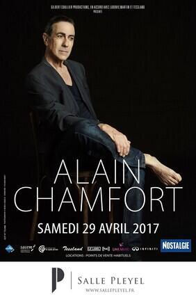ALAIN CHAMFORT (Salle Pleyel)