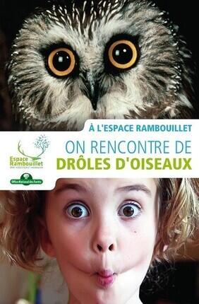 VISITE : ESPACE RAMBOUILLET