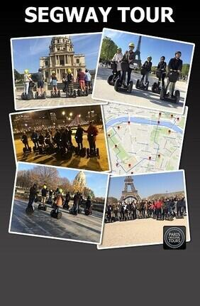 BALADE : SEGWAY TOUR AVEC PARIS ORIGINAL TOURS