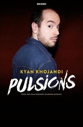 KYAN KHOJANDI DANS PULSIONS (Le Trianon)