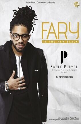 FARY DANS FARY IS THE NEW BLACK (Salle Pleyel)