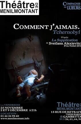 COMMENT J'AIMAIS. TCHERNOBYL