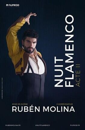 NUIT FLAMENCO ACTE II (Cafe de la Danse)
