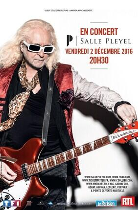 MICHEL POLNAREFF EN CONCERT (Salle Pleyel)