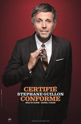 STEPHANE GUILLON DANS CERTIFIE CONFORME (Aulnay sous Bois)