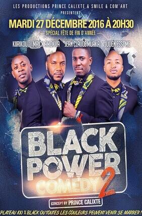 BLACK POWER COMEDY 2