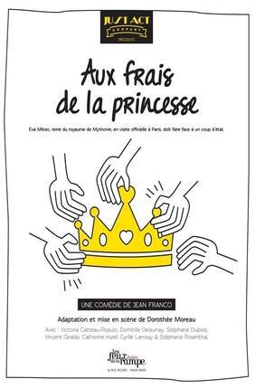 AUX FRAIS DE LA PRINCESSE, DE JEAN FRANCO