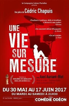 UNE VIE SUR MESURE (Comedie Odeon)