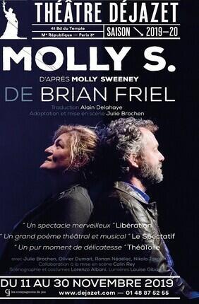 MOLLY S. D'APRES MOLLY SWEENEY DE BRIAN FRIEL