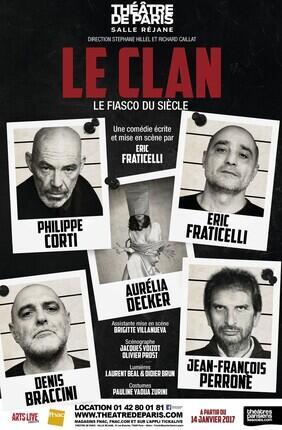 LE CLAN, DE ET AVEC ERIC FRATICELLI