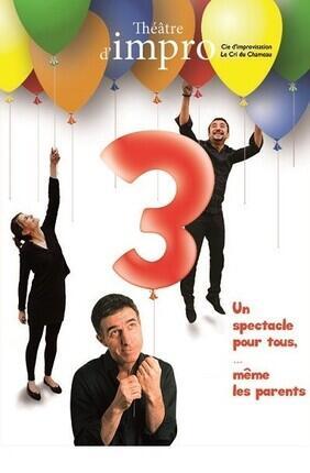 3 (Theatre du Gai Savoir)