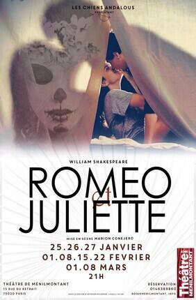 ROMEO ET JULIETTE (Theatre Menilmontant)