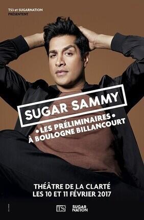 SUGAR SAMMY DANS LES PRELIMINAIRES (Boulogne)
