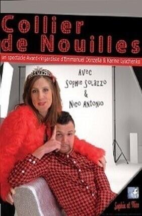 COLLIER DE NOUILLES