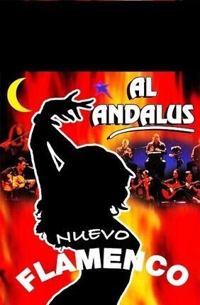 AL ANDALUS FLAMENCO NUEVO (Palais de la Mutualité)