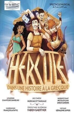 HERCULE DANS UNE HISTOIRE A LA GRECQUE (Theatre Trevise)