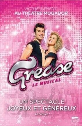 GREASE LA COMEDIE MUSICALE