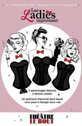 LES LADIES (Theatre le Bout)