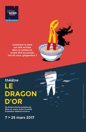 LE DRAGON D'OR