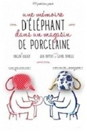 UN ELEPHANT DANS UN MAGASIN DE PORCELAINE (Cabries)