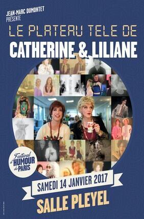 LE PLATEAU TELE DE CATHERINE ET LILIANE