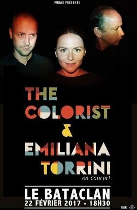 EMILIANA TORRINI & THE COLORIST