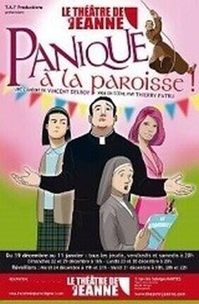 PANIQUE A LA PAROISSE !