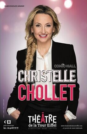 CHRISTELLE CHOLLET DANS COMIC HALL (Theatre de la Tour Eiffel)