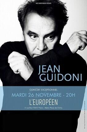 JEAN GUIDONI - LEGENDES URBAINES