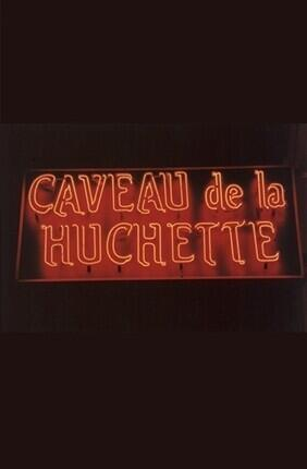 CAVEAU DE LA HUCHETTE : PROGRAMMATION D'AVRIL