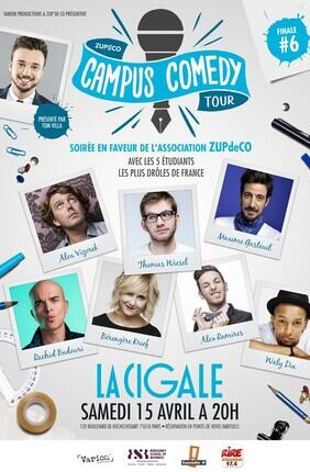 FINALE DU CAMPUS COMEDY TOUR #6