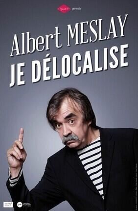 ALBERT MESLAY DANS JE DELOCALISE (Espace Gerson)