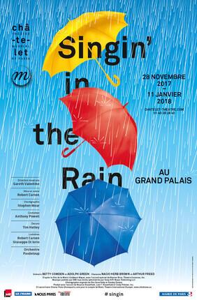 SINGIN' IN THE RAIN (Grand Palais)