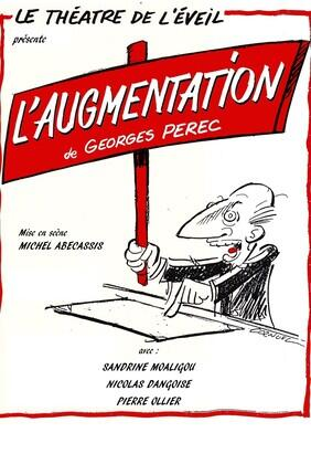 L'AUGMENTATION DE GEORGES PEREC